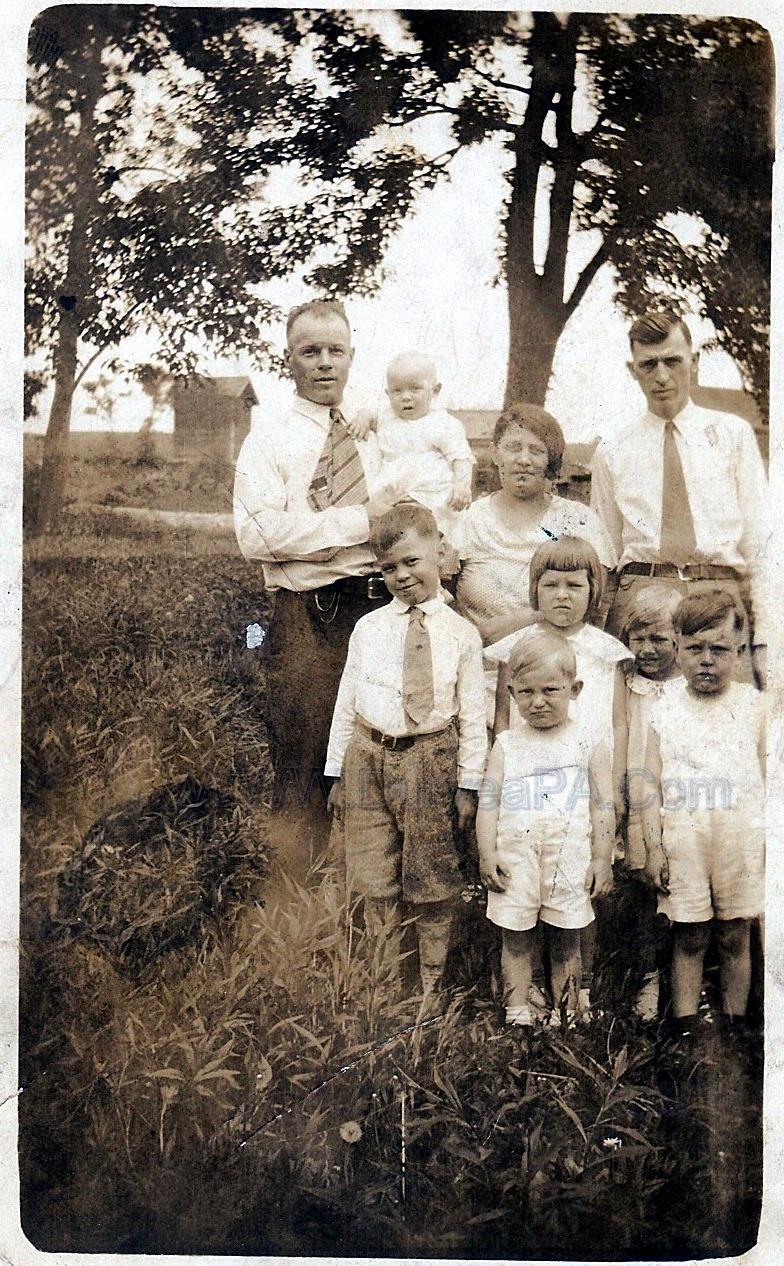 Duryea Pennsylvania Historical Homepage 1930 to 1939
