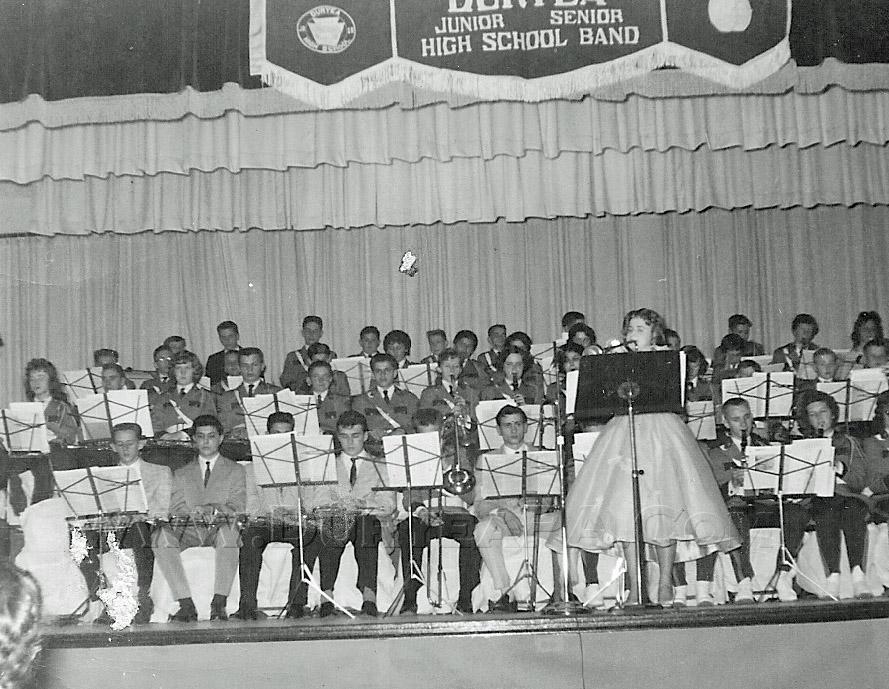 Duryea Pennsylvania Historical Homepage 1960s