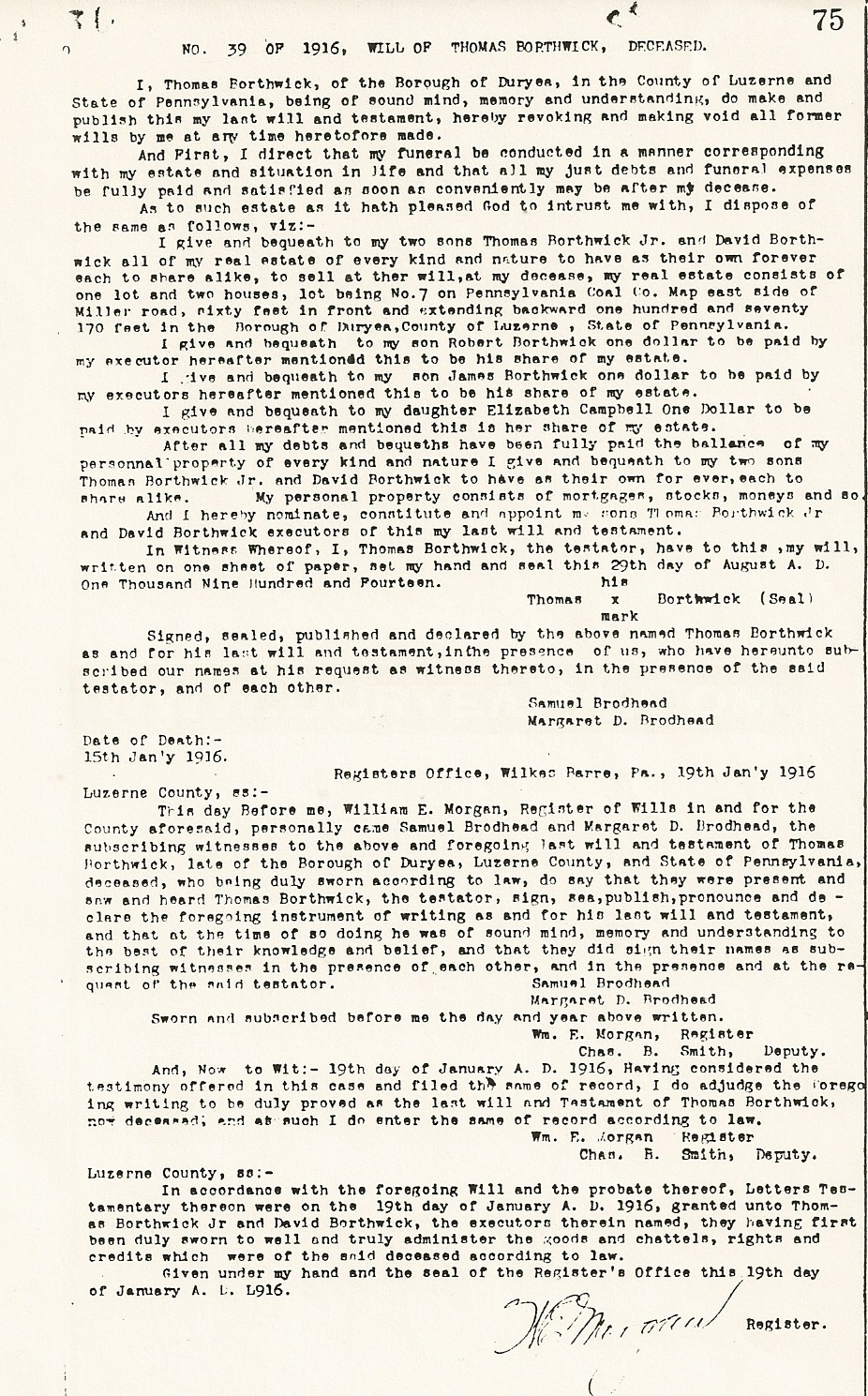 Duryea pennsylvania historical homepage pa duryea 1911 kramer florence church membership certificate pa duryea 1911 piekara olga anna birth certificate pa duryea 1912 tucker sara xflitez Gallery